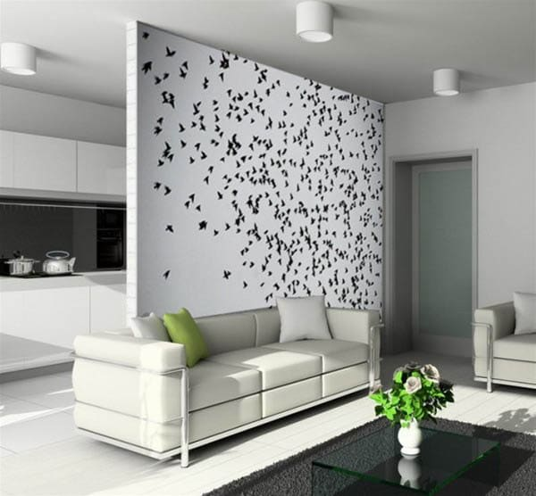 11 Living Room Wall Décor Ideas: Which Ones Work For You? | Just