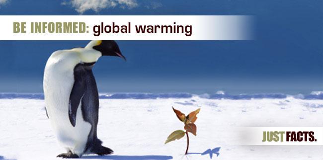 Global Warming \u2013 Just Facts