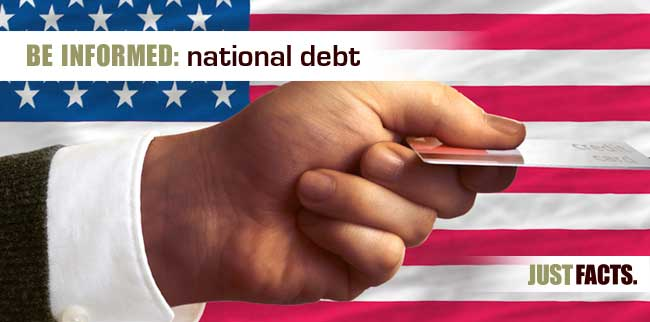 National Debt \u2013 Just Facts