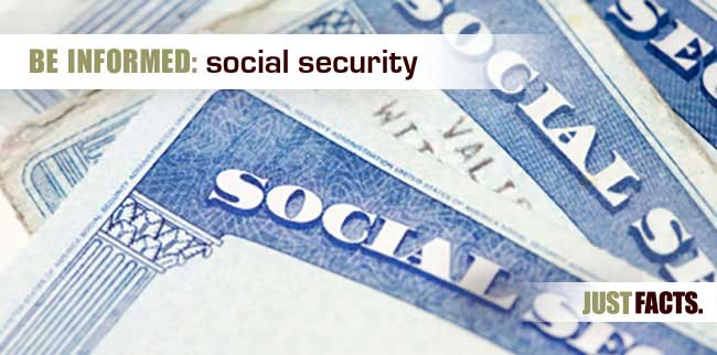 Social Security \u2013 Just Facts