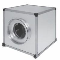 Commercial Kitchen Fans - - Acoustic Kitchen Extract Fan ...