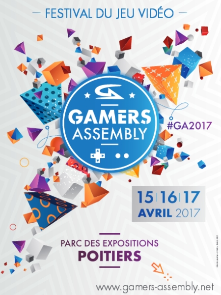 affiche gamers assembly
