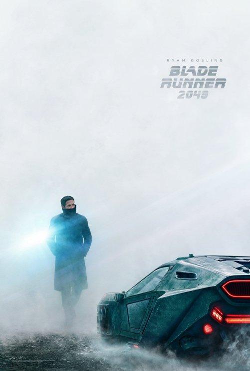 Blade Runner 2049 affiche