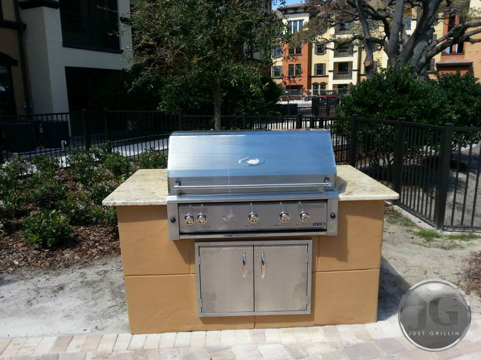 Kitchen remodel projects traditional kitchen tampa by kitchen - Outdoor Living And Kitchen Design Gallery Just Grillin
