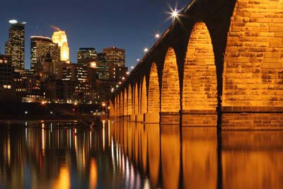 St Paul Mn Fall Wallpapers Picture Of The Stone Arch Bridge Minneapolis Mn