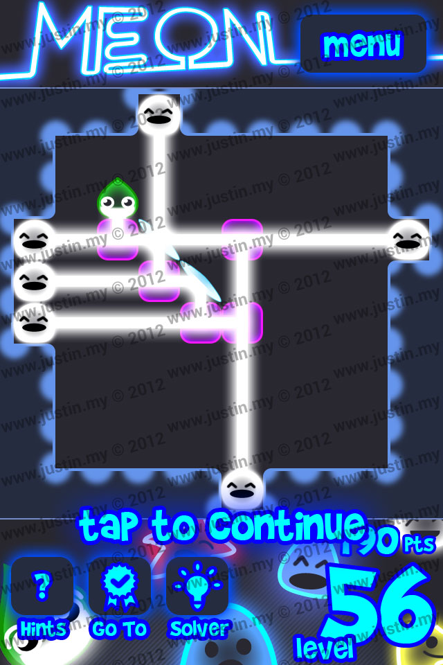 Meon Walkthrough For Iphone Ipad Ipod Android Level 56