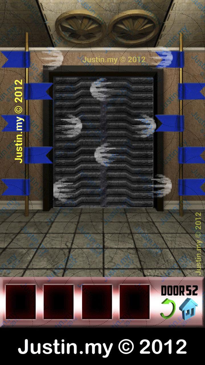 100 doors x walkthrough for iphone ipad ipod level 52 for 100 door x