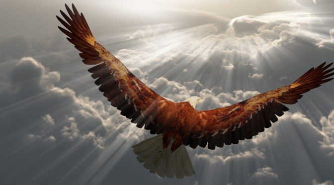 How to Soar on Eagle's Wings: I Samuel 10-13