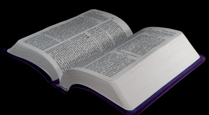 What is The Bible All About and Why Are You a Christian?