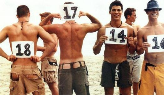 Abercrombie naked people ads