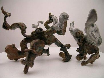 Cast Bronze & Aluminum - 2005