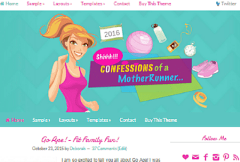 Confessions of a Mother Runner