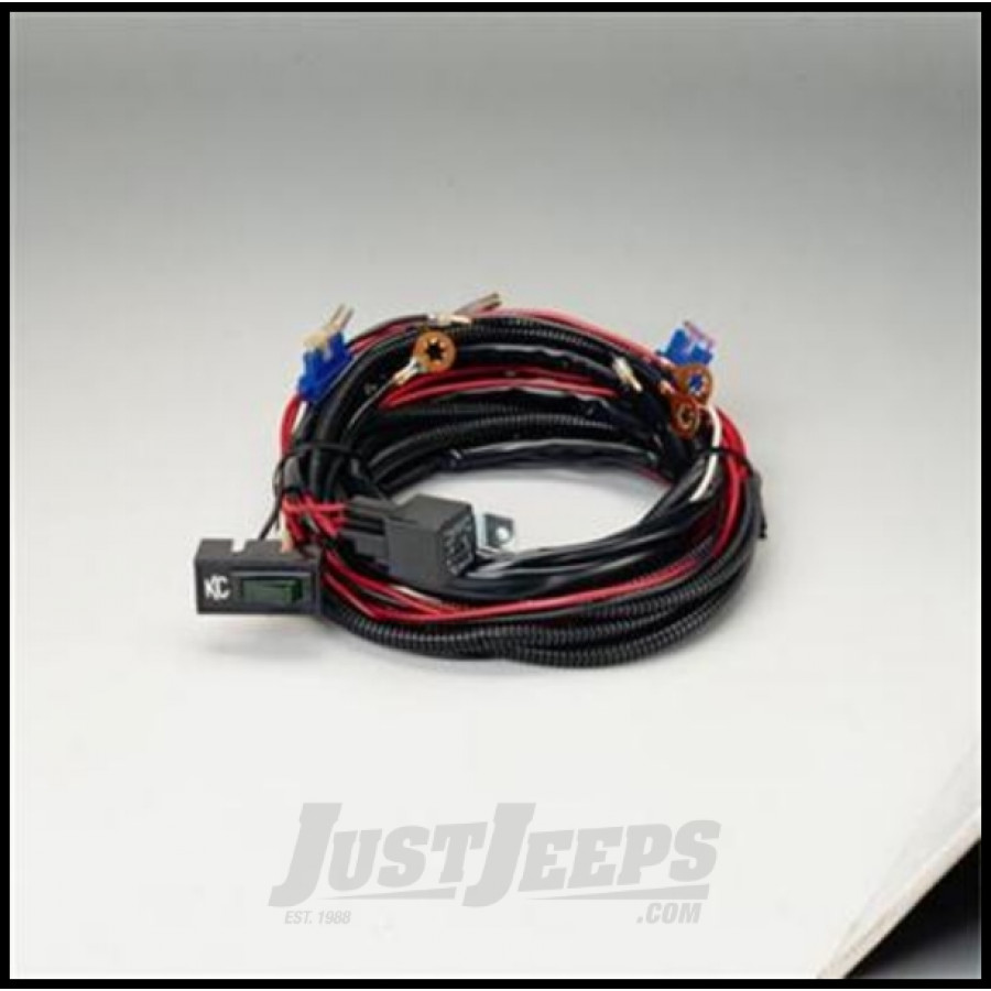 jeep kc lights wiring 6310