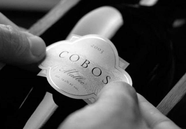 Vina Cobos label