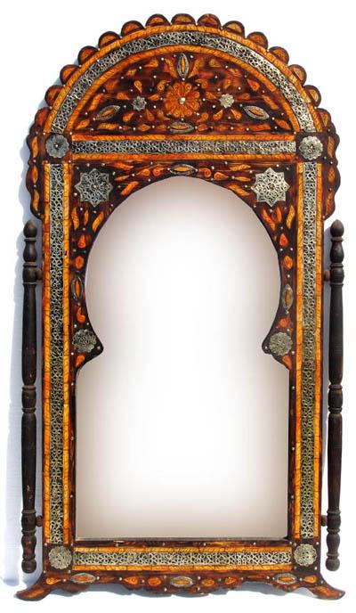 Unique mirror, antique mirrors, moroccan exotic home decor mirrors - home decor mirrors