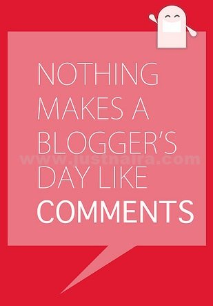 comment-makes-blogger-happy