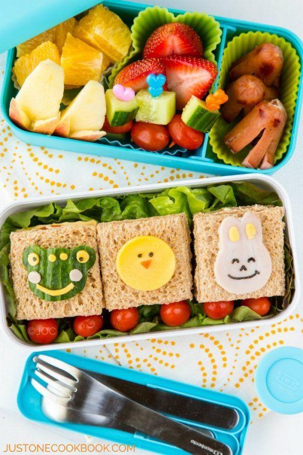 Cute Bento Recipes \u2022 Just One Cookbook