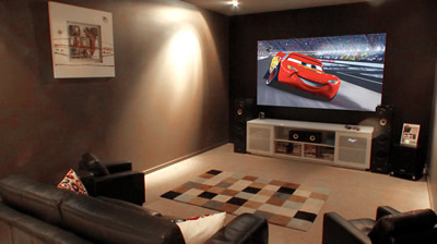 3d Wallpaper Hd For Living Room In India Home Theatre Projector At Just Projectors