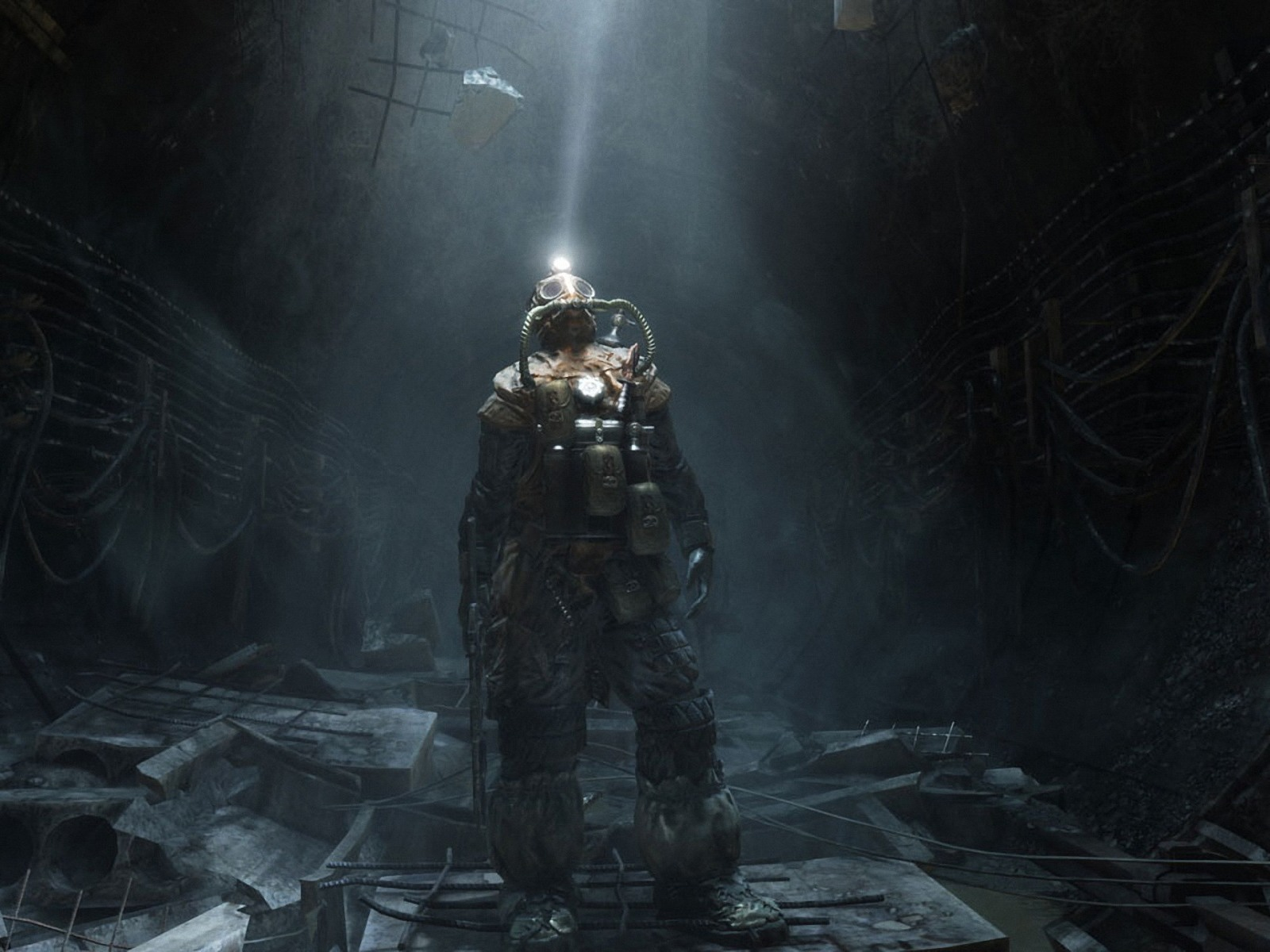 Gamers Quotes Wallpaper Metro Last Light Review