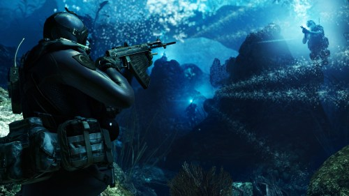 ... now shared some extended gameplay footage for Call of Duty: Ghosts