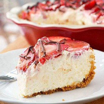 Japanese-Style Strawberry Shortcake