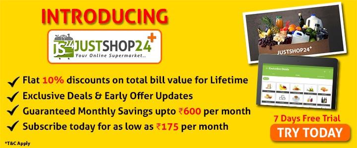 Online Grocery Kolkata Grocery Online Kolkata India- Justshop24