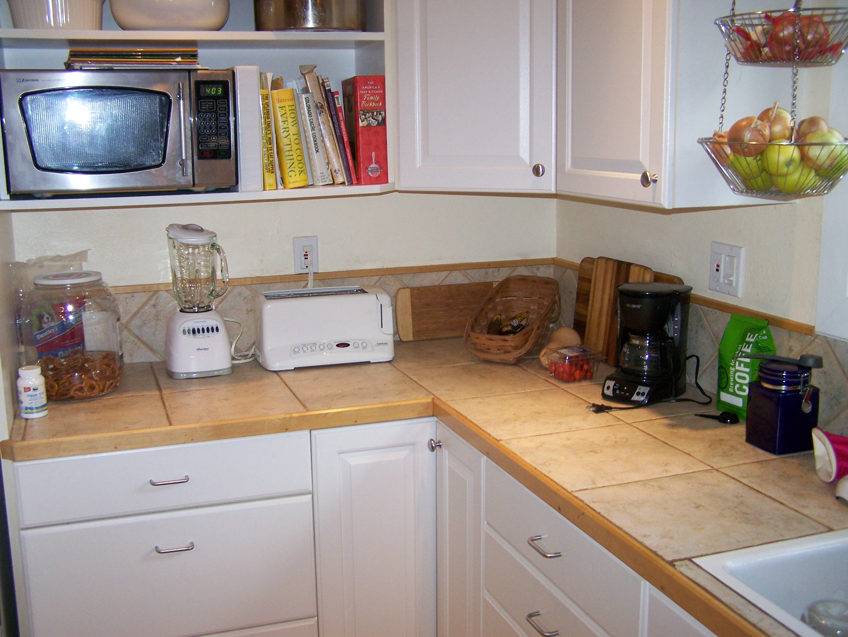 what was i thinking countertop kitchen What s all this stuff for