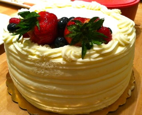 Whole Foods Fresh Berry Chantilly Cake Just The Right Things