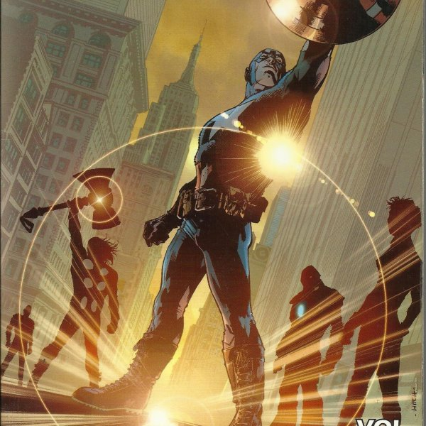 The Ultimates Volume 1 - Super-human