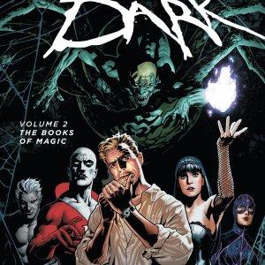 Justice League Dark Volume 2 The Books of Magic