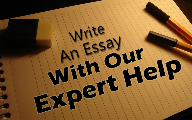 Write An Essay With Our Expert Help
