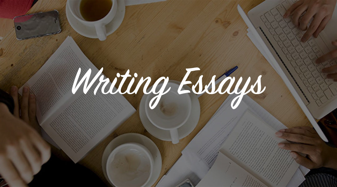 How To Write A Good College Essay - Just Your Essay