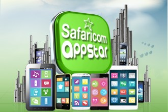 Safaricom Vodafone Appstar banner juuchini