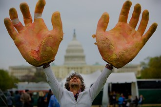 enormous big hands juuchini