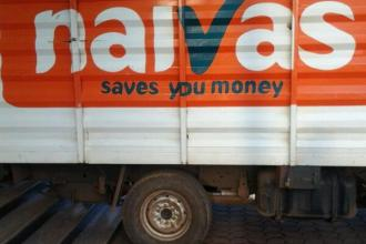 NAIVAS TRUCK AFB CARD JUUCHINI
