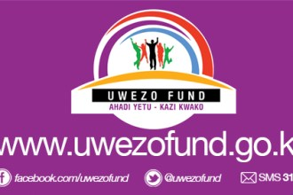 UWEZO FUND TRAINING JUUCHINI