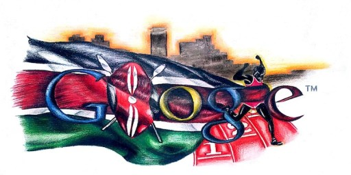 Feet of Gold Esther Wambui Githinji, Shree Cutch Leva Patel Samaj School Winner Doodle 4 Google 2013