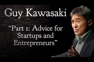Guy Kawasaki Advice From Entrepreneurs Image Courtesy WN dot COM JUUCHINI
