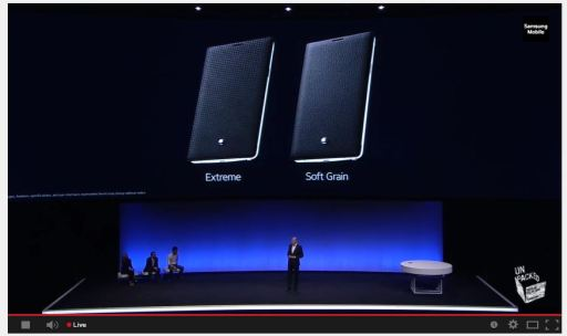 Mont Blanc Covers For Samsung Galaxy Note 4 and Note Edge IFA Berlin JUUCHINI