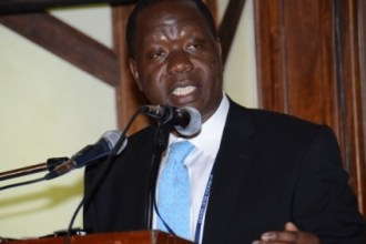 Dr. Fred Matiang'i Cabinet Secretary Information communication Technology Kenya Postal Corporation of Kenya JUUCHINI