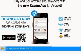 KAYMU TRIES TO CLOSE IN ON OLX WITH MOBILE APP JUUCHINI