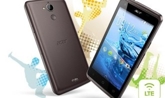 Acer Liquid Z410 With LTE Support