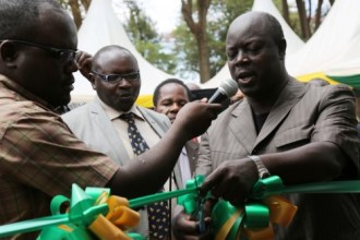TRANSZOIA COUNTY GOVERNOR KHAEMBA LAUNCHES WEBSITE