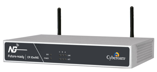 Secure You Wi-Fi With New CR10wiNG Cyberoam Wireless Security