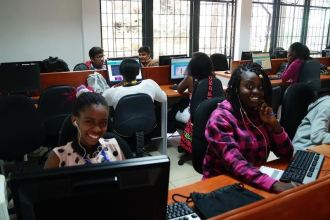 USIU AFRICA TECH REPUBLIC TEENAGE BOOTCAMP JUUCHINI