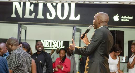 Netsol Secures Distributorship Contract For Apple Products In Kenya JUUCHINI