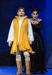 Tamino y la Reina de la Noche