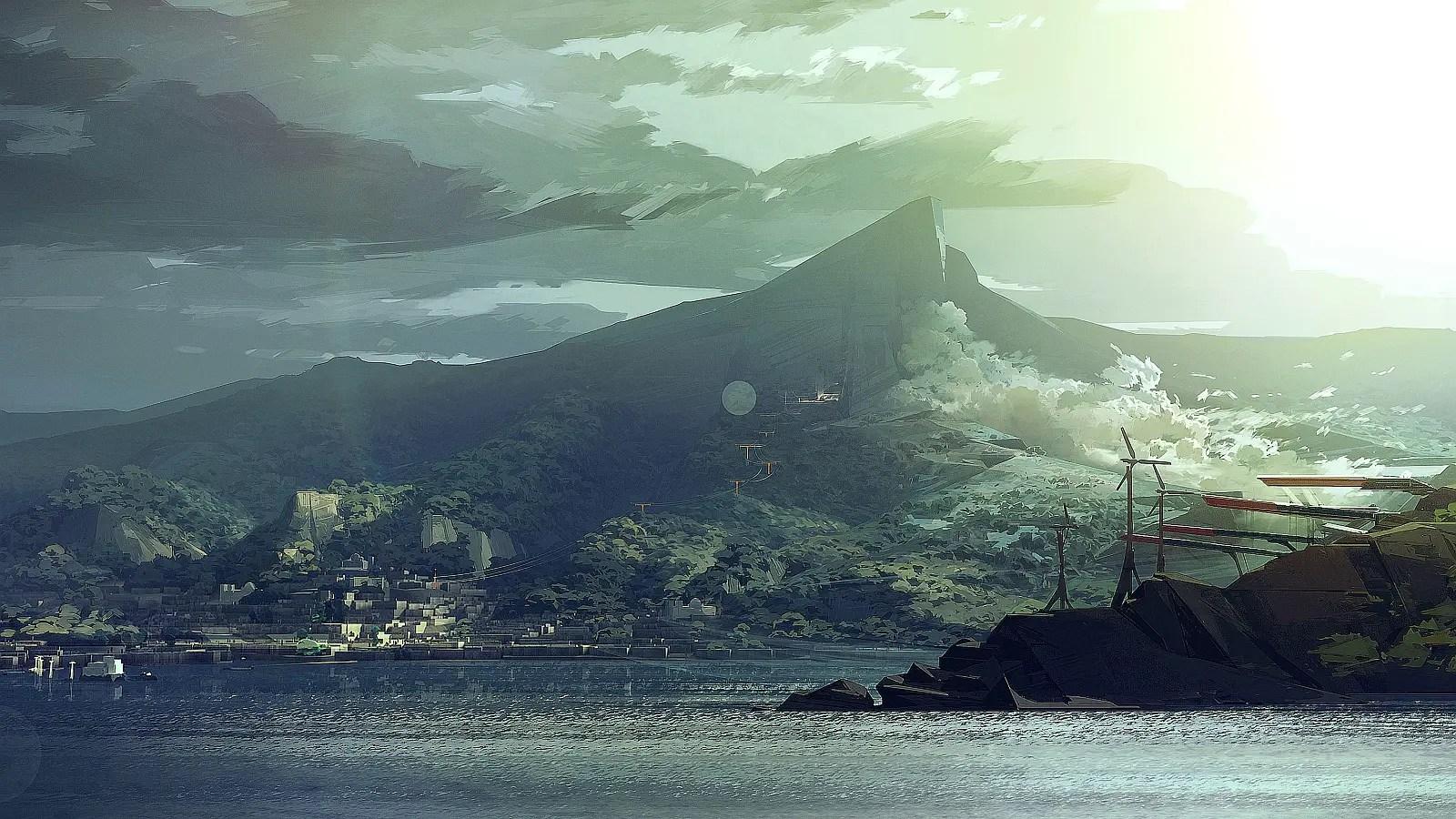 Total War Warhammer Wallpaper Hd Dishonored 2 Une Fourn 233 E De Screenshots Et D Artworks