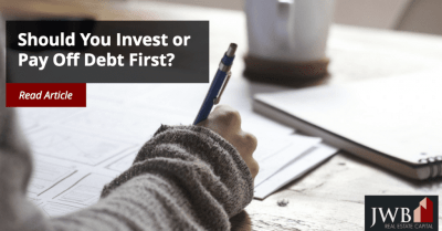 Should You Invest or Pay Off Debt First?