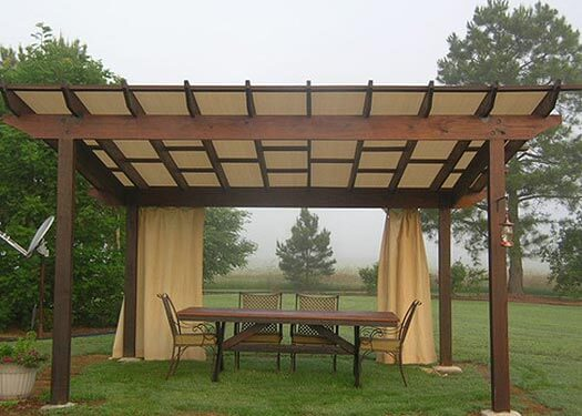 Corrugated Metal Patio Roof Patio Roof Options | Patio Cover Roofing Options | Metal ...